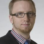 Simon Elo eduskuntakuva